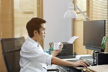 在宅勤務 (テレワーク) における上司・部下のコミュニケーション